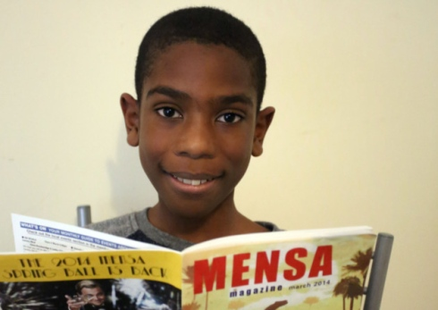 The Smartest of the Smarts – Ramarni Wilfred Asked to Join Mensa