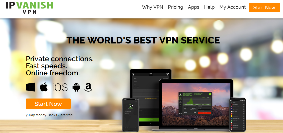 IPVanish Review of 2018 – A VPN You Can Trust