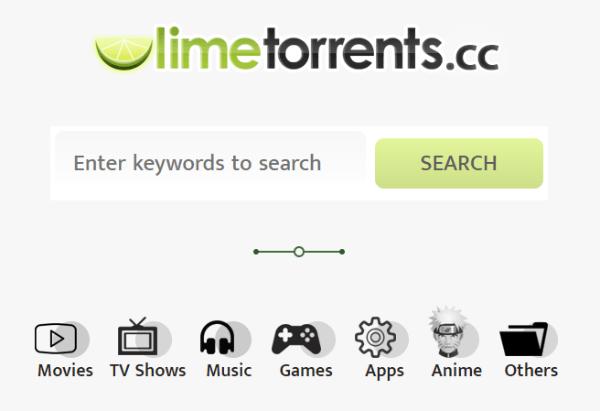 limetorrent proxy site 2020