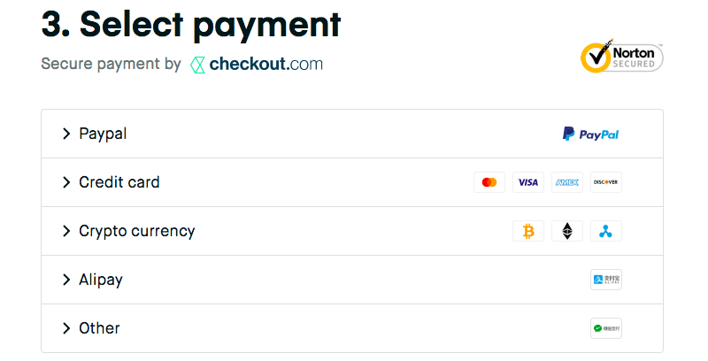 surfshark-vpn-payment-option