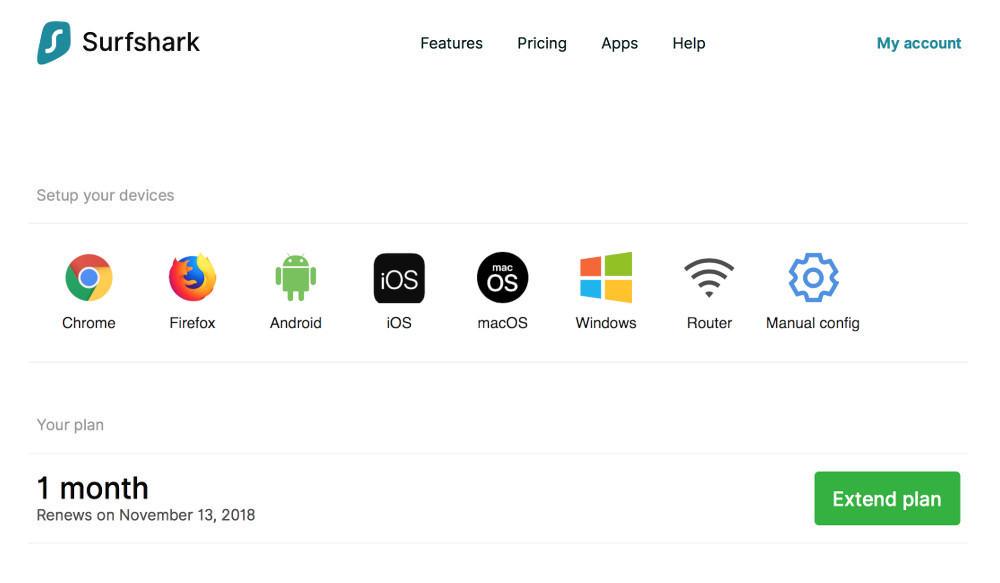 surfshark-supported-platforms