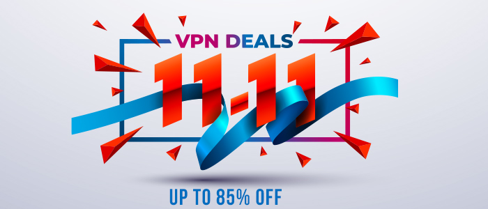 Singles Day VPN Deals