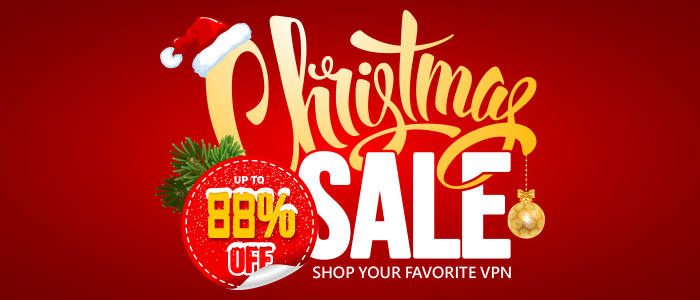 Best Christmas VPN Deal in 2019 | Avail upto 88% Discounts