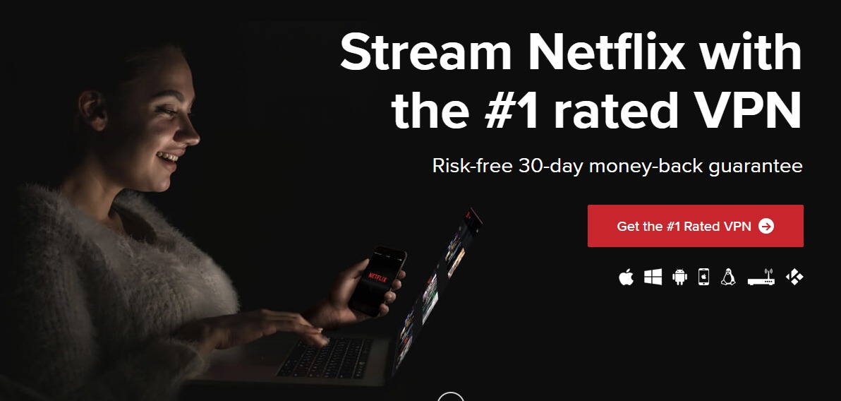 ExpressVPN Netflix – Your One-step Solution to Unblock Netflix