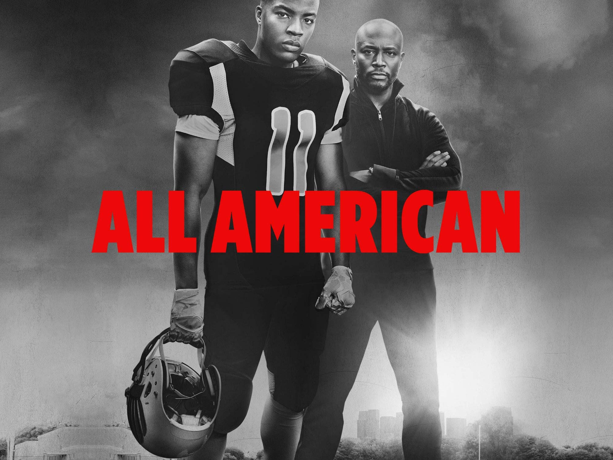 how to watch all american in canada